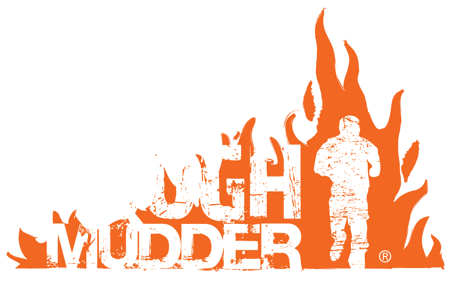 Discovery Tough Mudder Logo White